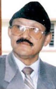 रहेनन् डा.कुमार प्रधान