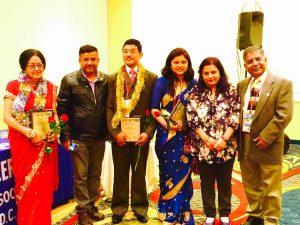 अमर त्यागीलई सर्वोत्कृष्ट पुस्तक पुरस्कार
