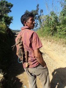 लमजुङ जिल्लामा भेटिएका किसान