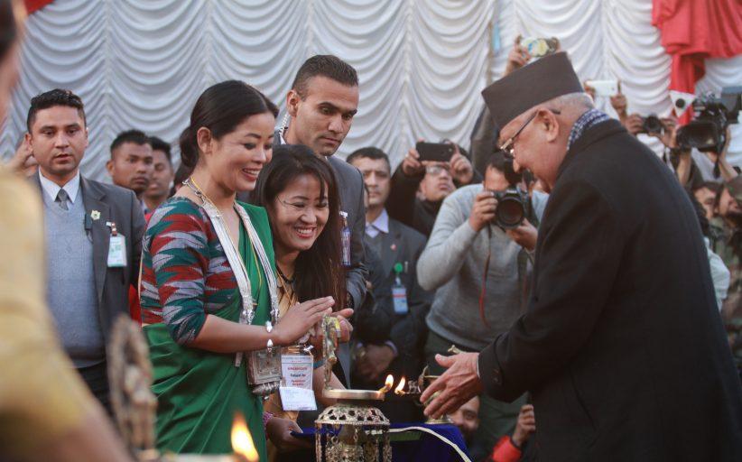 नेपाल अन्तर्राष्ट्रिय नाट्य महोत्सव शुरु