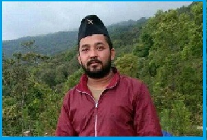 ढोँगी - सुधिर कुमार सुमन