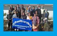 राप्ती साहित्य परिषद् रुकुम(पश्चिम) ले मनायो लक्ष्मी जयन्ती