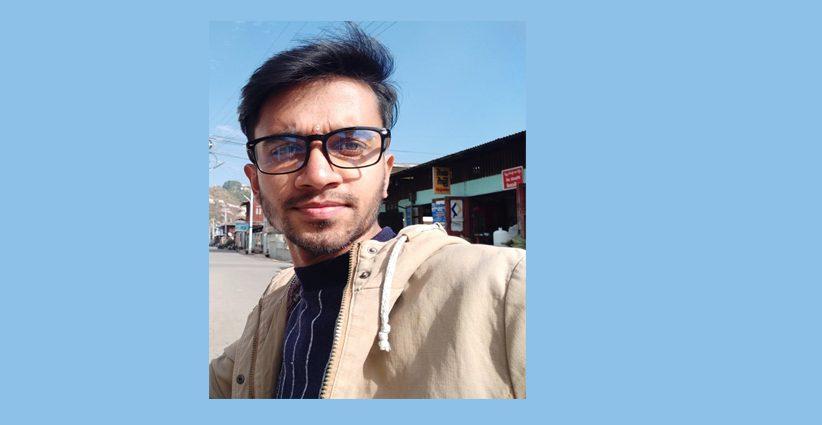 हाम्रो व्यथा - राज राजु पोखरेल
